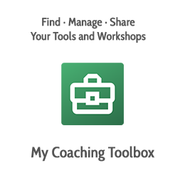 My Coaching Toolbox - find, manage and share your tools and workshops